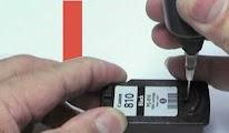 Cara mengisi tinta printer canon ip2770 agar cartridge awet