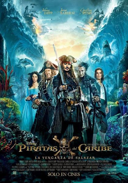 Pirates of the Caribbean Salazar's Revenge - Cướp biển vùng CaribbeSalazar Báo Thù