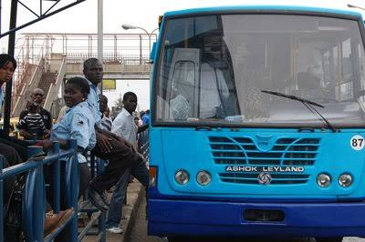 BRT Buses Lagos Routes And Prices