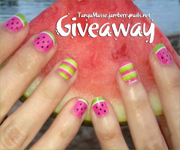 Jamberry Giveaway