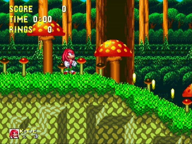 Image result for sonic & knuckles