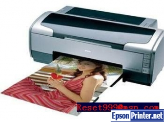 How to reset Epson PM-G5000 with tool