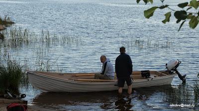 Изображение 1 : Выезд на Озеро Сайма Финляндия 2014