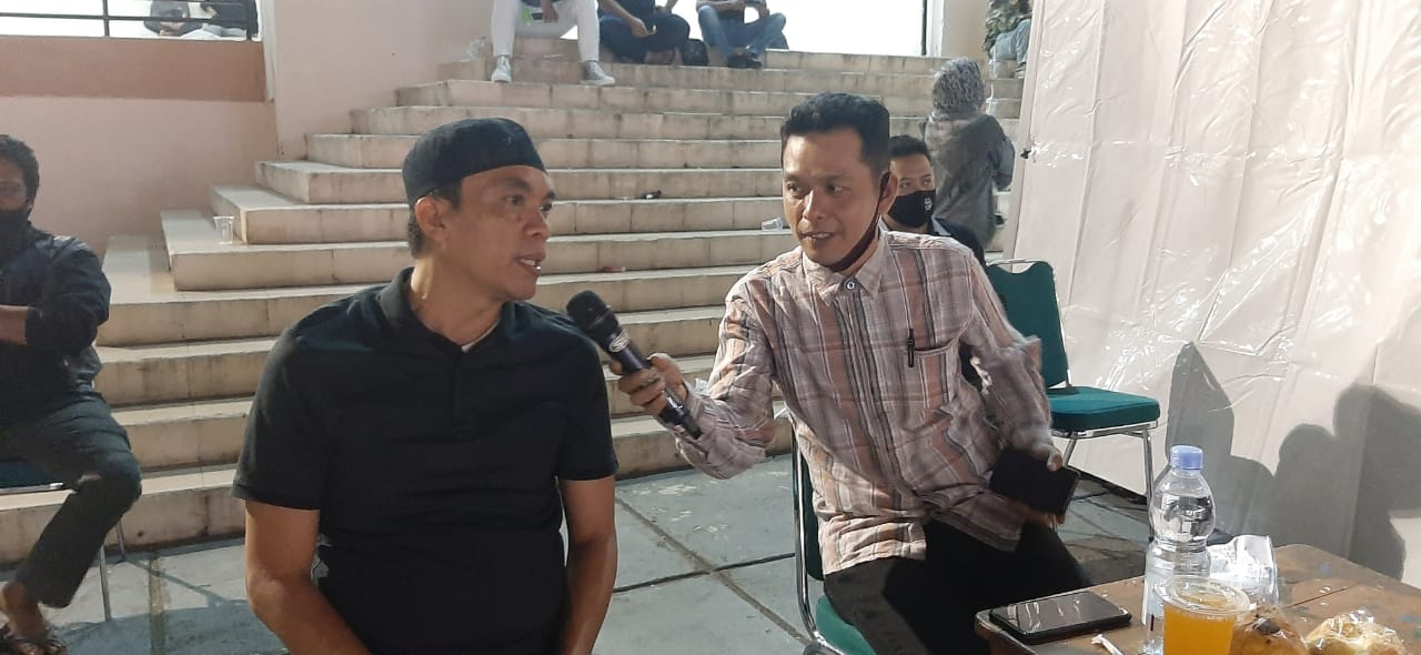 Ketua DPRD Soppeng Menghadiri Penutupan Ramadhan Fest Dan Memberikan Apresiasi