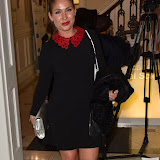 OIC - ENTSIMAGES.COM - Cassie Rowan at the  Launch of Dawn Ward as the face of new brand 3D SkinMed London 16th September 2015 Photo Mobis Photos/OIC 0203 174 1069