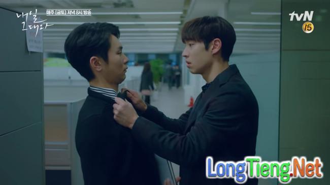 """Lee Je Hoon nổi cơn ghen khi vợ Shin Min Ah """"hú hí"""" với bạn thân - Ảnh 6."""