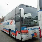 Vanhool van Van Gompel bus 100