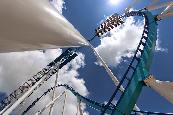 Gatekeeper. From Cedar Point Roller Coaster Guide: Advice from a Local