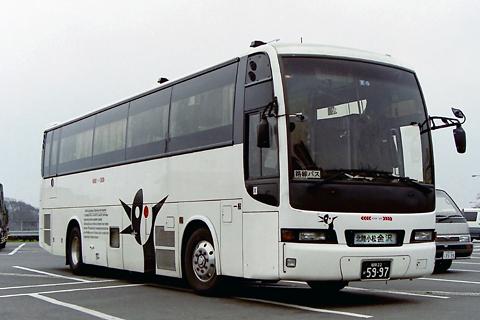 西日本鉄道「加賀号」 3146