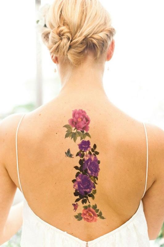 impressionante_flores_coluna_vertebral_tatuagem