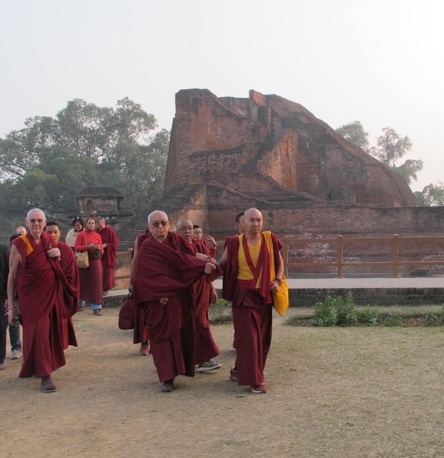 LZR on pilgrimage by Jane Seidlitz.jpg