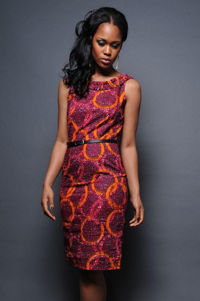Latest Kitenge Dresses Designs 2015 2016