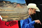 Dawson Danning from Montana spoke at the hearing as he does not want to see Arch Coal turn Otter Creek into a strip mine.