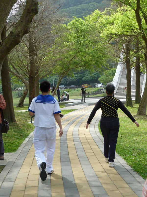 TAIWAN Taipei Dahu Park et dans le quartier de SHIH CHIEN University - P1260219.JPG