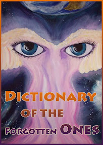 Cover of Anonymous's Book Dictionary of the Forgotten Ones