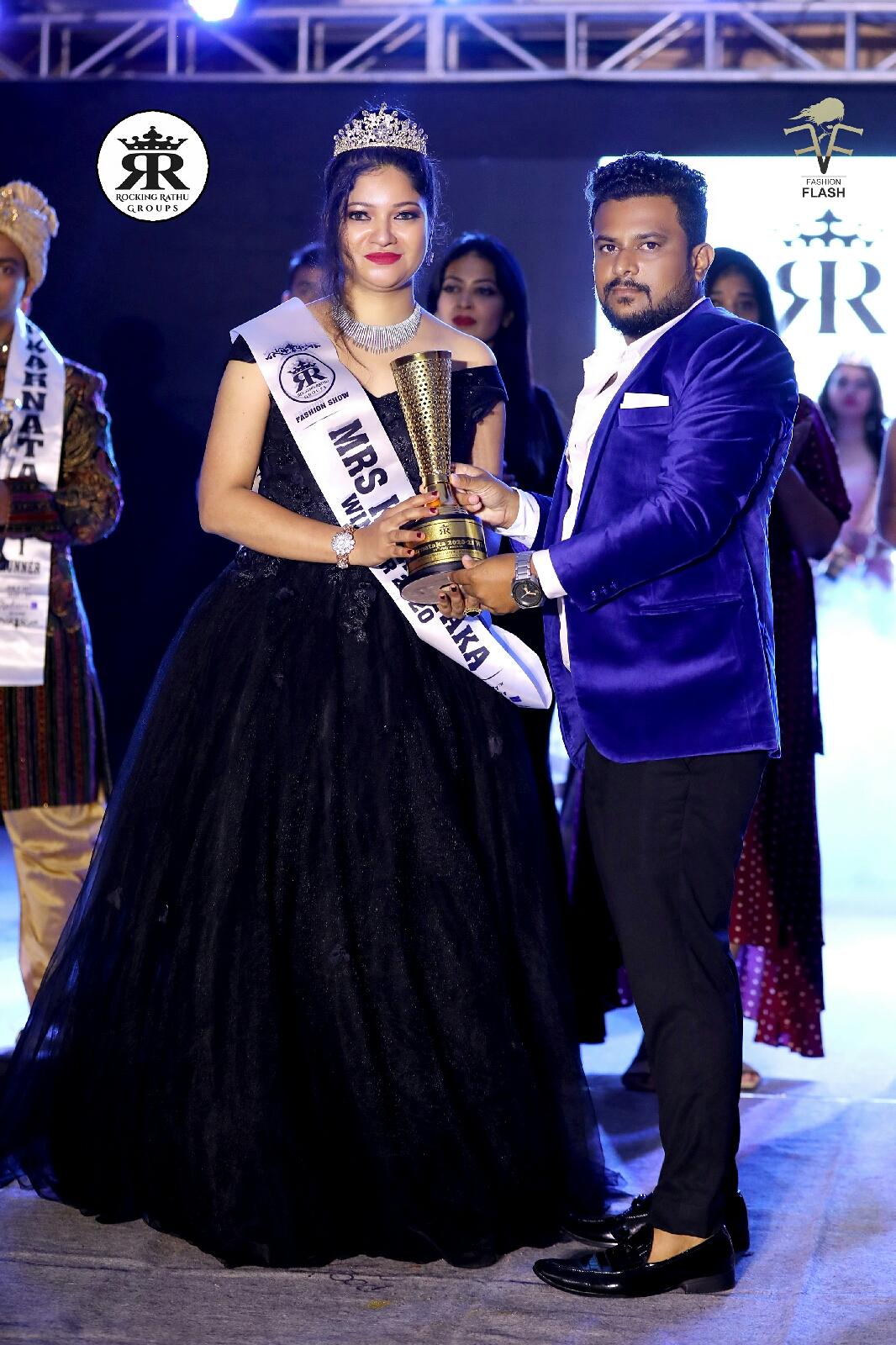 ಸುಳ್ಯದ  ಸುಪ್ರೀತಾ ಕೆ.ಎಸ್ ಅವರು ಮಿಸೆಸ್ ಕರ್ನಾಟಕ -2020 ಪ್ರಶಸ್ತಿಗೆ ಆಯ್ಕೆ