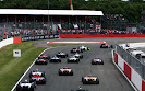 Start of 2009 British F1 GP