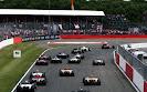 Start of 2009 British F1 GP