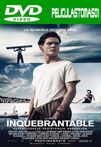 Invencible (Unbroken) (2014) DVDRip