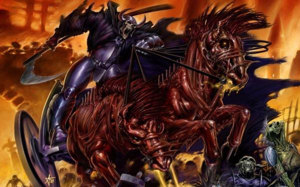 Satanic Incubus Beauty, Evil Creatures