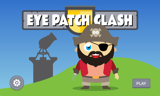 Eye Patch Clash Free - náhled