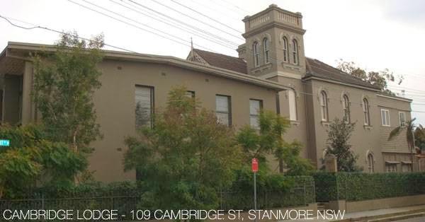 Cambridge Lodge