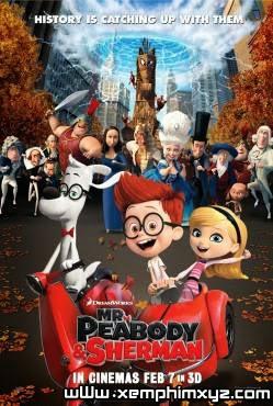 Mr.Peabody Và Cậu Bé Sherman - Mr. Peabody & Sherman
