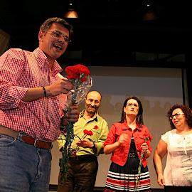 Presentación lista de candidatos del PSOE de Puebla de la Calzada