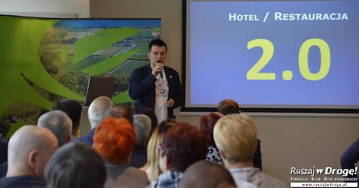 Kampania promocyjna hotelu na blogu