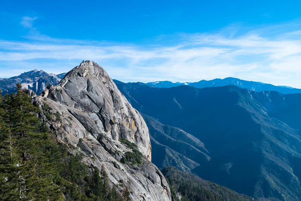 Sequoia NP, California, Moro Rock