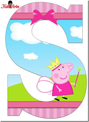 abecedario peppa pig blogcolorear com (19)