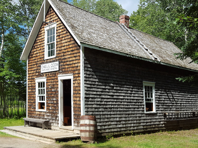 General Store (1889), Acadian Historical Village, New Brunswick