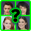 Stranger Things characters icon
