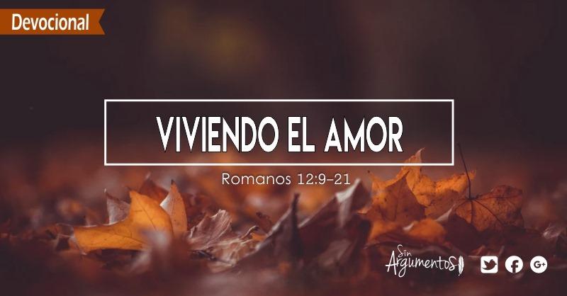 DEVOCIONAL Romanos 12.9-21 B