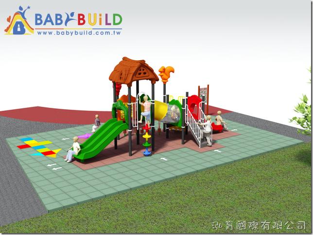 BabyBuild 遊戲器材規劃