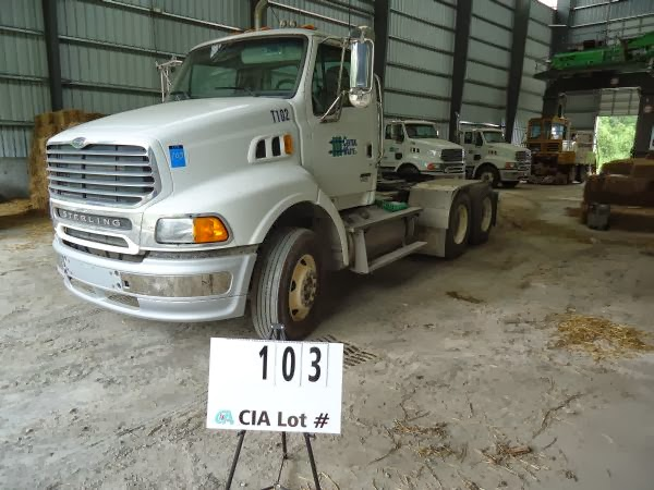 Past Auctions - Cincinnati Industrial Auctioneers - Central Waste, Inc.