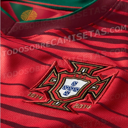 d1e584fdf5d ... 2014 World Cup in Brazil. Pre Match Kit Leaked Image: Official Portugal  team kits ...