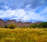"""Eastern Sierra View"" by Robin Prentice -- 2nd place B special"