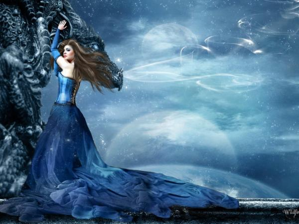 Space Cosmic Beauty, Magic Beauties 1