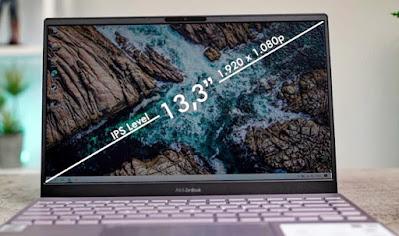 Review Asus Zenbook 13 UX325J