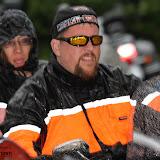 Downpour Rain at Holiday Inn Resort - Thunder Beach Spring Rally 2013