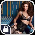 Sexy Lingerie Lock Screen icon