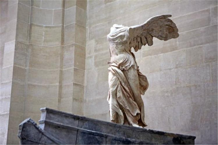 Heritage: Winged Nike of Samothrace back in Louvre