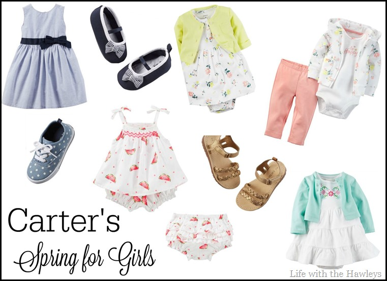 Carters Spring for Girls