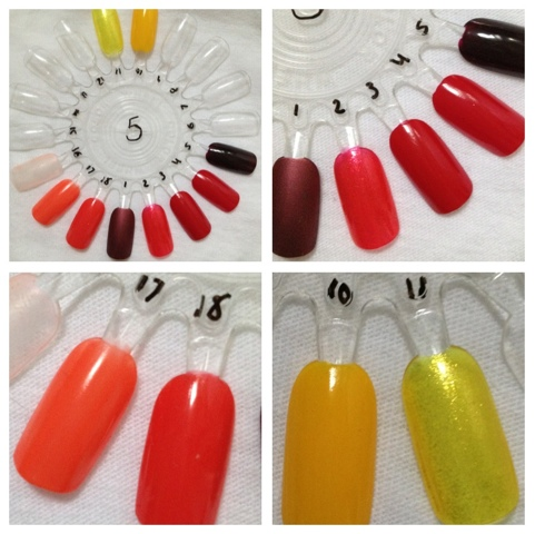 Nail_Wheel_Collection_Red_Yellow_Orange