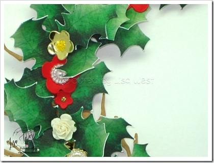 Holly Wreath (3)