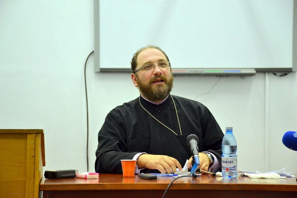 Pr. Constantin Necula despre tineri, FTOUB 100