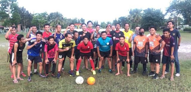 Gelorakan Haornas, Persepun Ajak Pemuda Bermain Bola Gembira