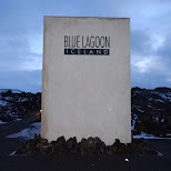 the Blue Lagoon in Iceland in Grindavík, Suournes, Iceland