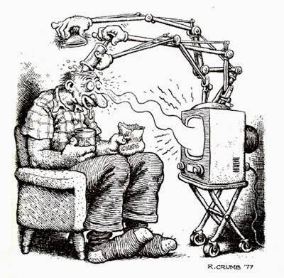 La televisión afecta el cerebro